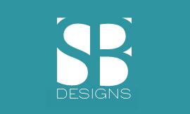 SB Designs Business Card - Logo