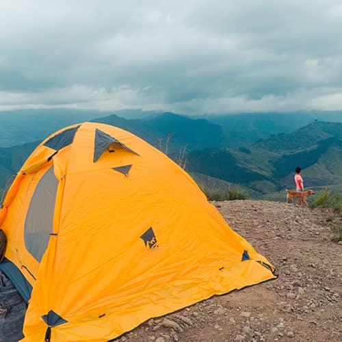 Blog Post - Camping